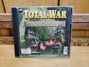 Total-War-Expansion-Warcraft-II-CD-ROM-PC-Computer-Game-Windows-1996