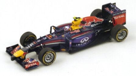 Spark Model Red Bull RB10 D. Ricciardo 1 43 S3031