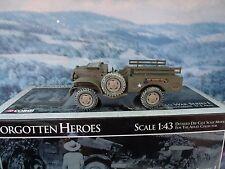1/43 CORGI WEAPONS CARRIER WC51 3/4 TON KOREAN WAR  #51703
