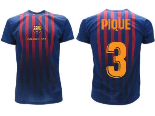 Maglia Pique 2019 Barcelona Prodotto Ufficiale Barcellona 2018 FCB Gerard 3