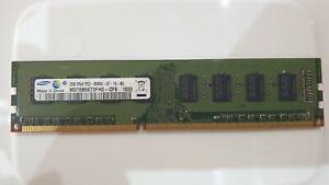 2-Go-SAMSUNG-Memoire-RAM-DDR3-PC3-8500U-07-10-b0-M378B5673FH0-CF8-HP-Ordinateur-de-bureau-DELL