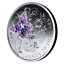 2017-CANADA-BEJEWELLED-BUGS-BUTTERFLY-1-OZ-PURE-SILVER-COIN miniature 2