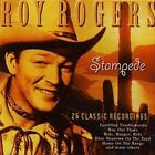 Stampede by Roy Rogers (Country) (CD, Mar-2004, Country Stars (USA))