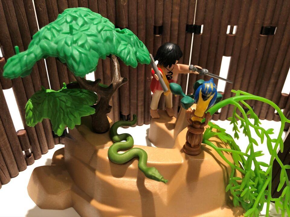 Playmobil, Piraternes skjulested, Playmobil