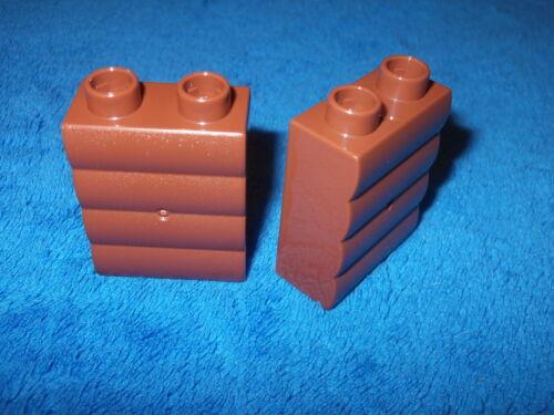 Lego Duplo Ville Wildpark-Zoo 2 X 2er d/'Pierre Haut tronc nouveau A 10584 a