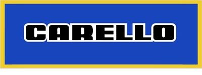 Carello Italian Fog Lights Ferrari Porsche Lambo Metal Garage Sign Reproduction