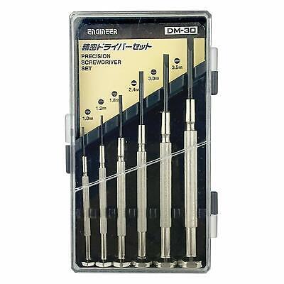 Engineers precision screwdriver set DK-20 Japan