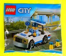 Lego City 30352 Police Car Polizeiauto Polizei Auto Polybag Neu Ovp