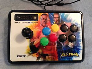 WWE-All-Stars-Brawlstick-Joystick-Xbox-360-Fight-Stick-THQ