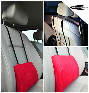 Image Is Loading Lower Back Lumbar Support Cushion Pillow For Car