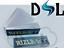 miniatuur 6 - Genuine RIZLA SILVER Rolling Paper Card Roach Cigarette Filter Tips Booklets
