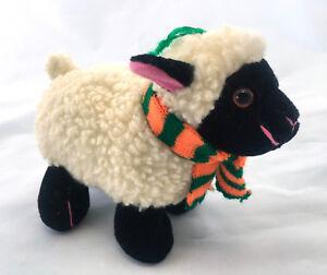 Irish-Softies-Sheep-Lamb-3-Leaf-Clover-15cm-Plush-Stuffed-Animal-Irish-Souvenir