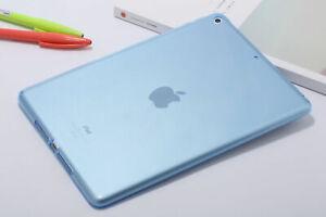 Funda-Protectora-para-Apple-IPAD-9-7-Pulgadas-2017-2018-TPU-Cover-Estuche-Azul