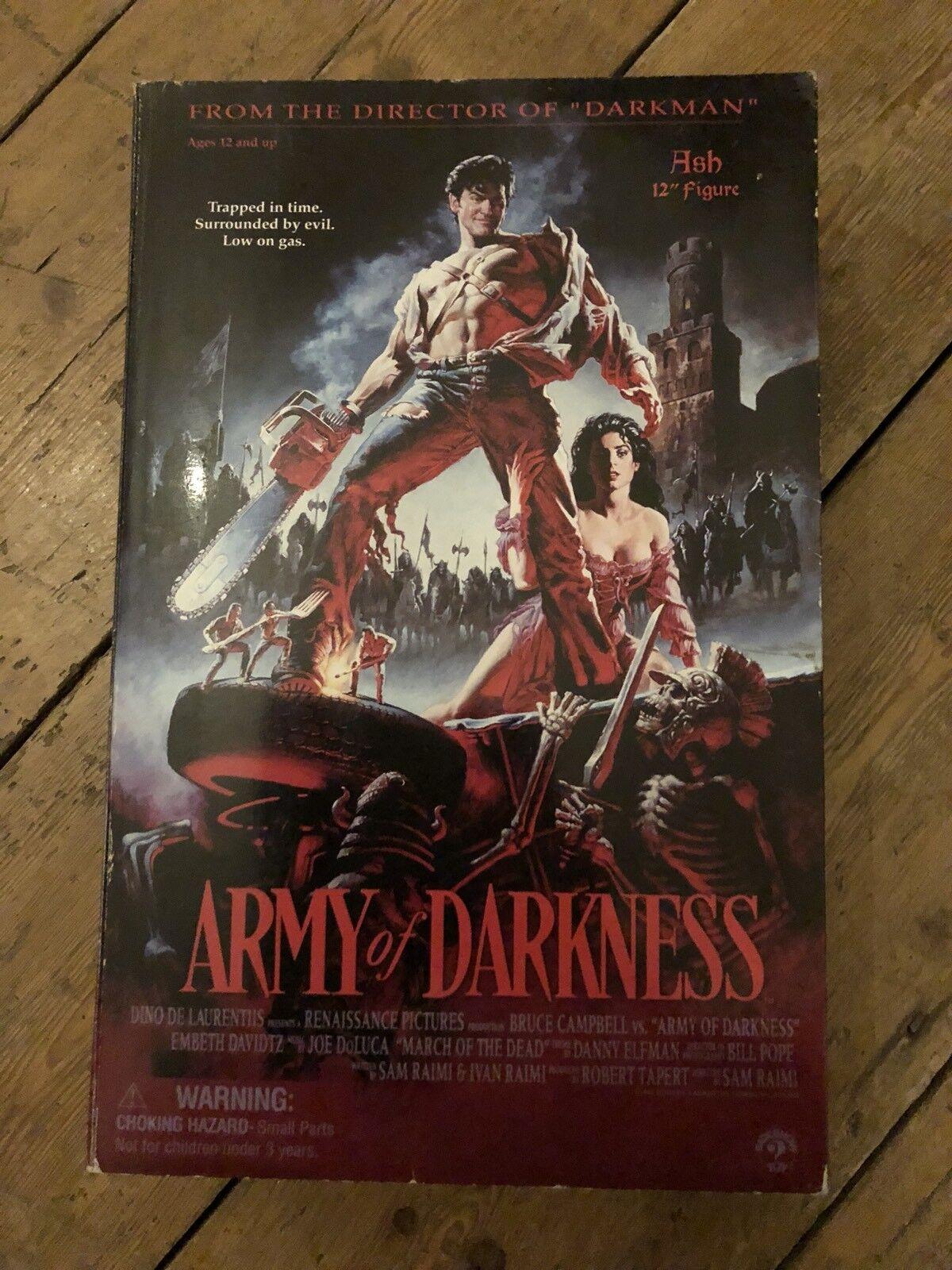 Sideshow Evil Dead Army of Darkness Ash AF SSC 189