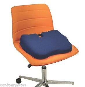 Delicieux Details About Kabooti Seat Cushion   Combines Donut, Coccyx And Wedge  Orthopedic Chair Cushion