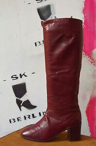 80s True Boots Peter Made Stivali Germany Vintage Germania donna da Kaiser Boots 80s zwfnxZ8q7