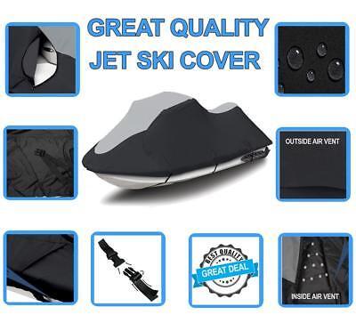Kawasaki ULTRA 150 1999 2000 2001 2002-2005 Jet Ski Trailerable Cover 1-2 Seate