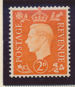 Great-Britain-Stamp-Scott-238a-Mint-Hinged