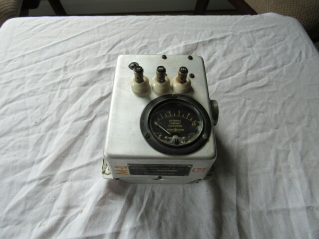Western Electric Bc 459 A Radio Transmitter For Sale Online Ebay