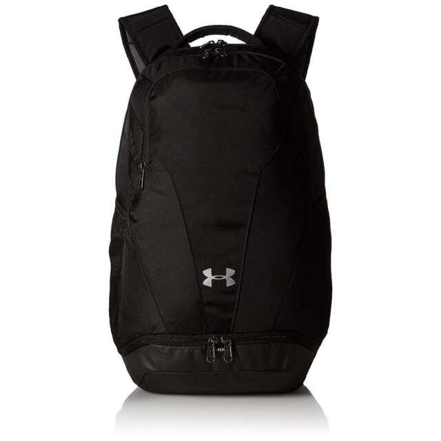 8844a19979a0 Under Armour Unisex Storm Team Hustle 3.0 Backpack Black 30l 1306060