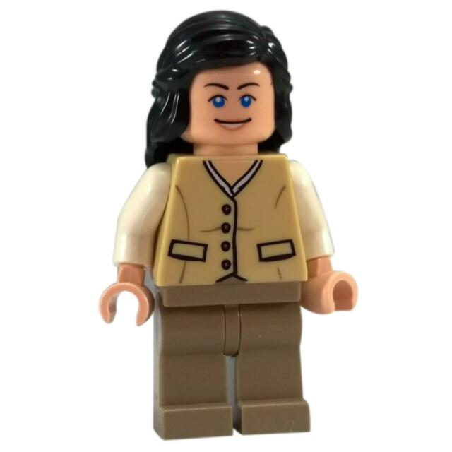 iaj019 New lego marion ravenwood-tan outfit from indiana jones set 7625