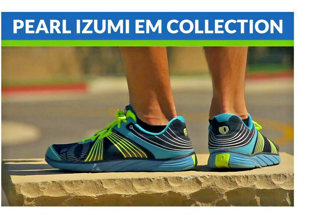 Pearl IZUMI Men's Road N1 Running shoes SZ 12, 12.5  13 ,EURO 48 Project Emotion