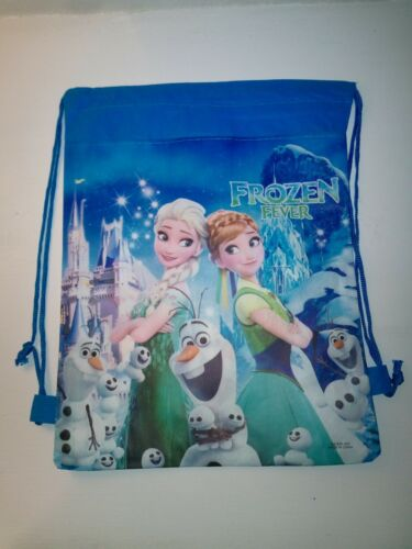 swim bag Disney frozen non woven drawstring bag kids girls p.e bag,loot bag