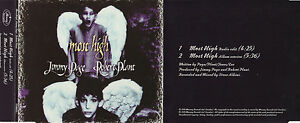 JIMMY-PAGE-amp-ROBERT-PLANT-034-MOST-HIGH-034-RARE-PROMO-CD-SINGLE-LED-ZEPPELIN