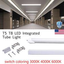 iLett 7 Watts T5 LED Ceiling Light Fixture 2FT 560lm 5000-6000K 85-265 V