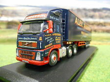 OXFORD VOLVO FH WALKING FLOOR ALEX ANDERSON SCOTLAND 1/76 VOL01WF NEW & BOXED
