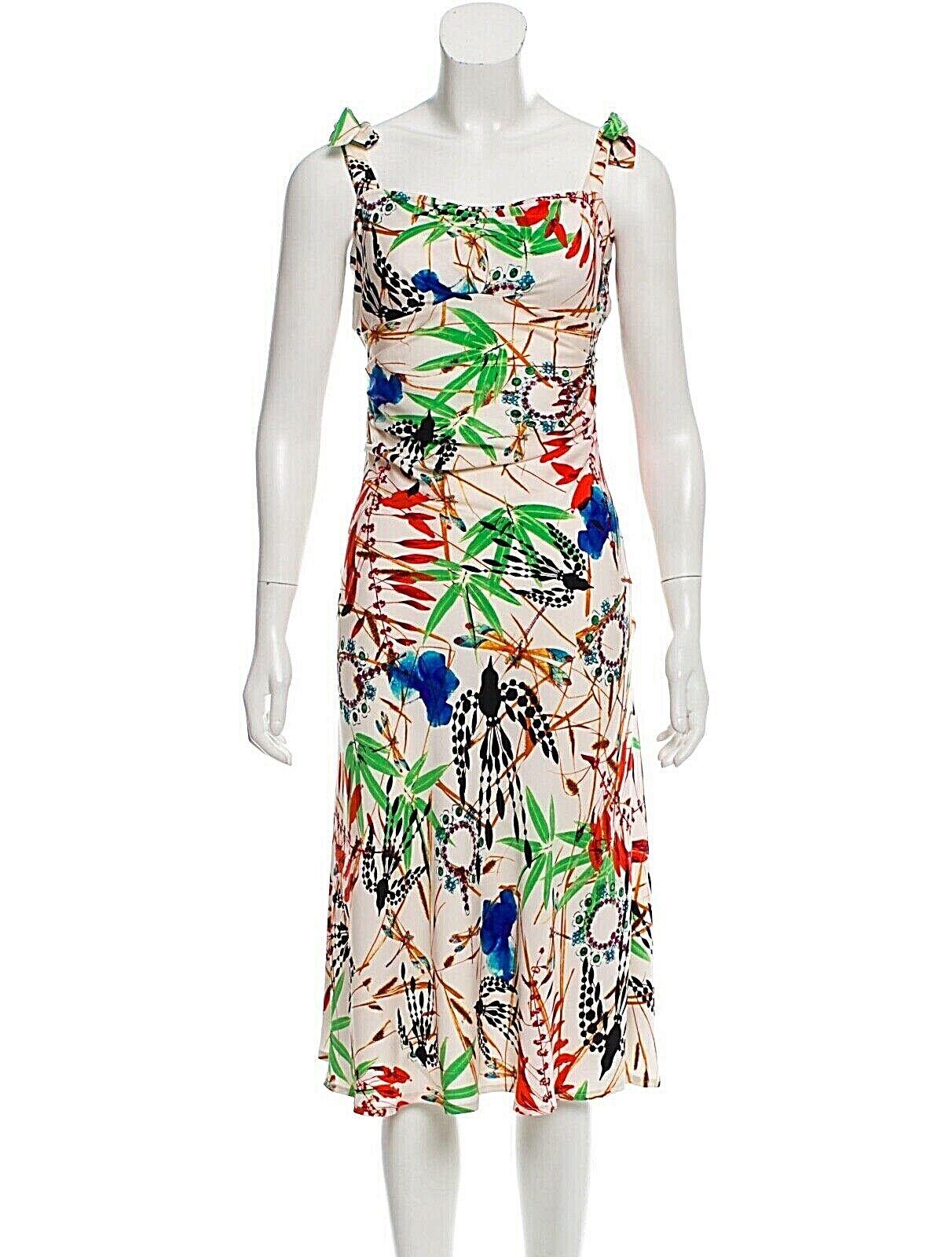 Diane Von Furstenberg Adeline Silk Dress  495