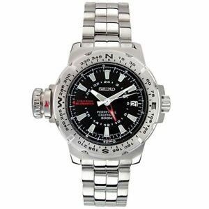 Seiko-Mens-SLT095-Milemarker-Perpetual-Calendar-Watch-Collector-Rotating-Compass