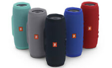NEW JBL Charge 3 Splashproof Portable Rechargeable Bluetooth Speaker