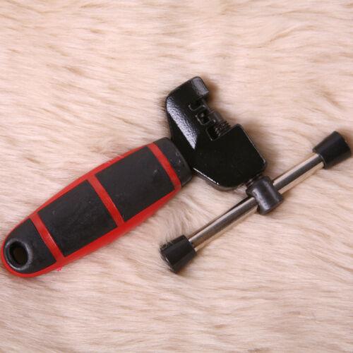 Road Mountain Bike Chain Splitter Breaker Rivet Pin Link Remover/_Extractor