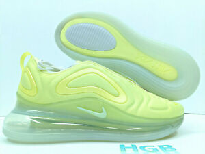 Detalles acerca de Nike Air Max 720 se Para Mujer Zapatos Gimnasio De  Entrenamiento Verde Amarillo Luminoso AT6176-302- mostrar título original