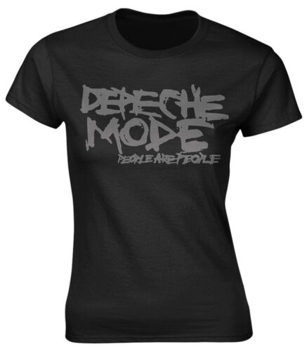 Depeche Mode /'People Are People/' Womens Fitted T-Shirt NEW /& OFFICIAL!