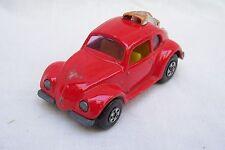 Vintage Matchbox Superfast No 31 Volkswagen Volks Dragon Car - By Lesney