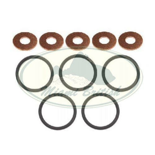 LAND ROVER FUEL INJECTOR SEAL KIT Td5 DEFENDER DISCOVERY II ERR7004K ALLMAKES4x4