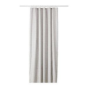 New Ikea MARGARETA  Shower curtain