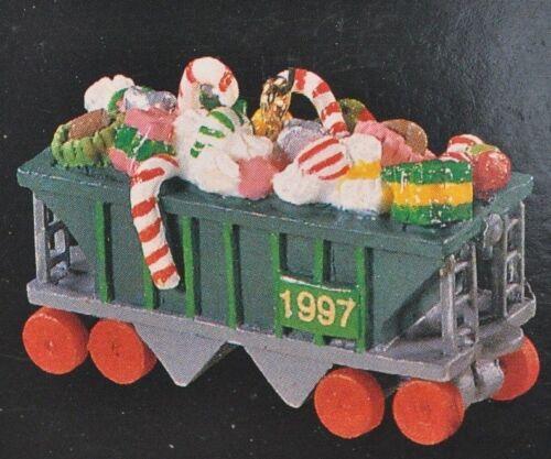 - Car Full of Candy Noel R.R Miniature Ornament Candy Car Hallmark