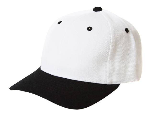 Buy Plain Blank Baseball Hats Adjustable Hook and Loop Closure Caps ... 446c33f6be8