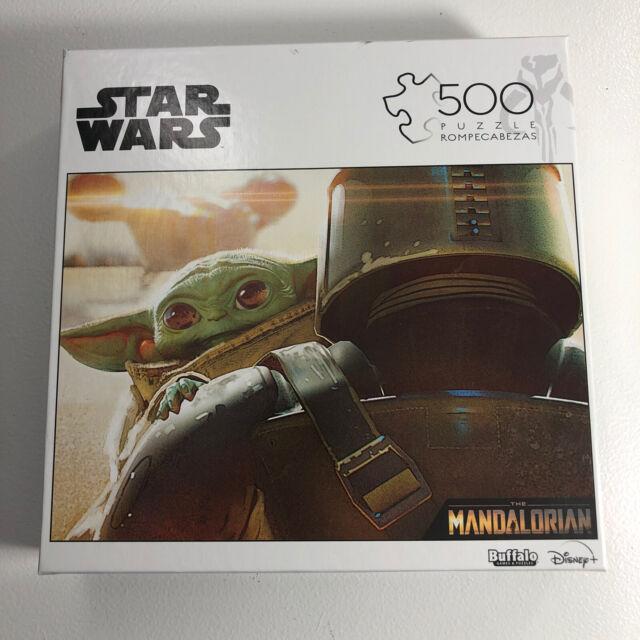 Star Wars - Mandalorian - Puzzle - The Child- Baby Yoda - New Sealed 500 Pc