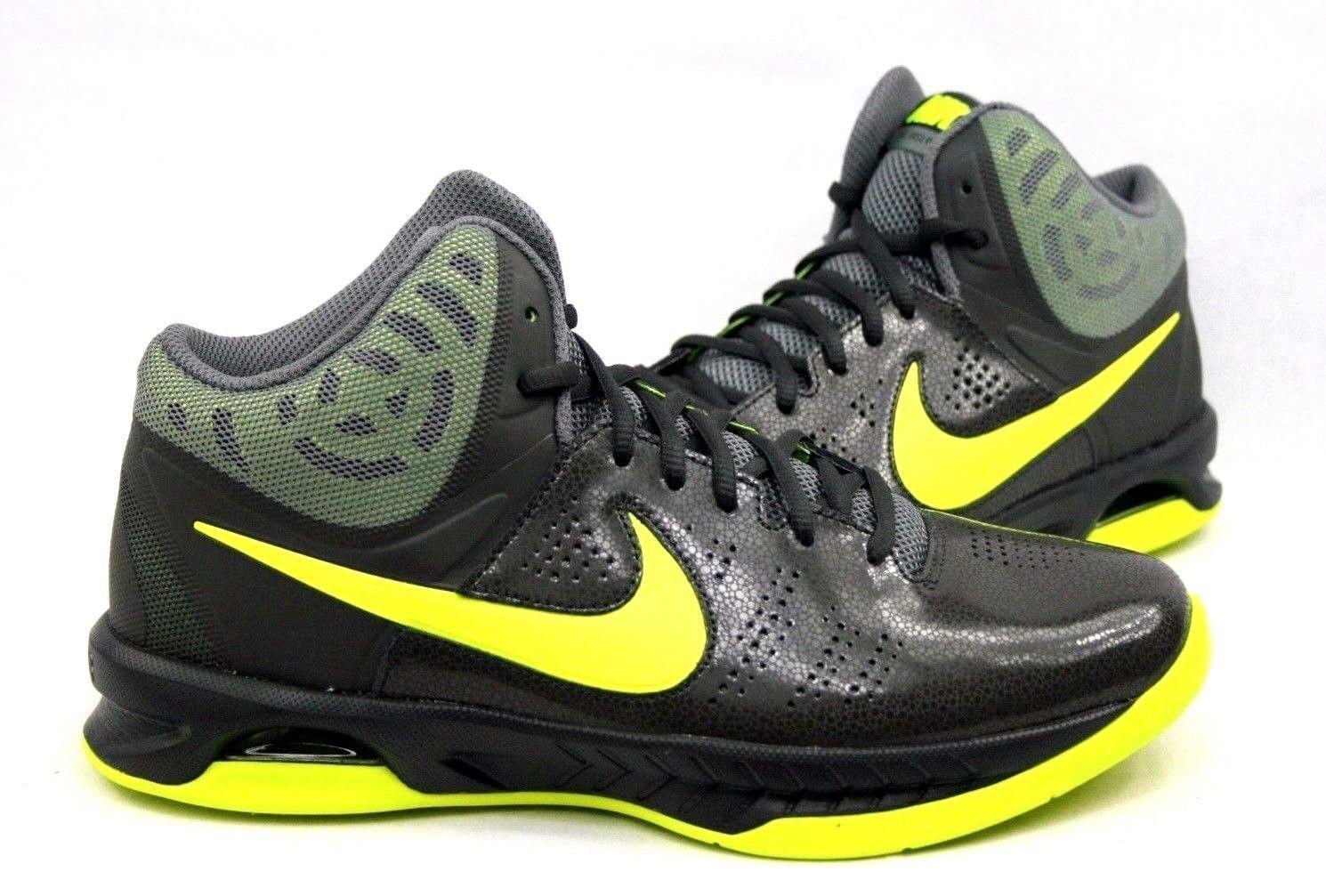 Nike VI Hommes Air Visi Pro VI Nike Athletic / Basketball Chaussures 749167-200 SZ 9.5 6476aa
