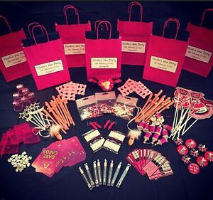 Image Is Loading Hen Party Gift Bag And Filers Personalised Create