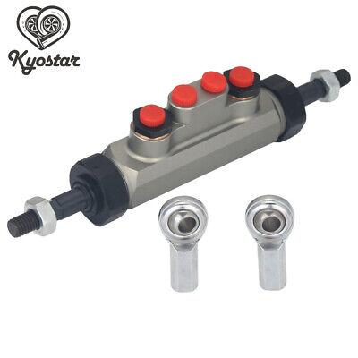 Motamec Tandem Split Diagonal Group N Hydraulic Handbrake Master Cylinder
