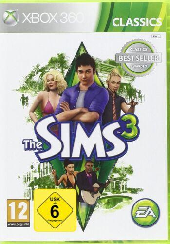 1 von 1 - XBOX 360 Spiel Die Sims 3 Neu&OVP