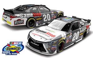 2016 ERIK JONES #20 GAMESTOP ROOKIE OF THE YEAR 1:64 ACTION NASCAR DIECAST - Deutschland - 2016 ERIK JONES #20 GAMESTOP ROOKIE OF THE YEAR 1:64 ACTION NASCAR DIECAST - Deutschland