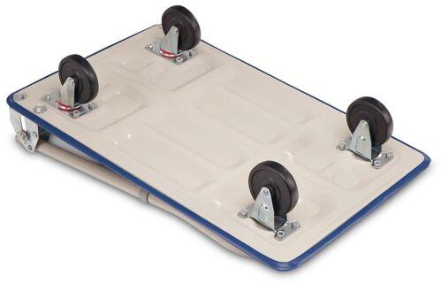 Klasse Plattformwagen für Umzüge Musiker oder Lagerarbeiten mit 150kg belastbar