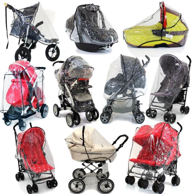 Rain Cover For Kiddicouture Citi Stroller Buggy