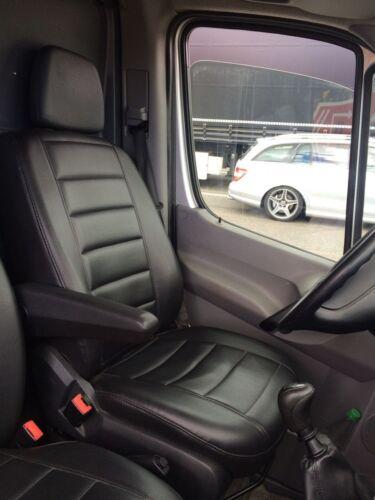 Renault Traffic 2014 Passform Auto Sitzbezüge Schonbezüge 1+2 Kunstleder …